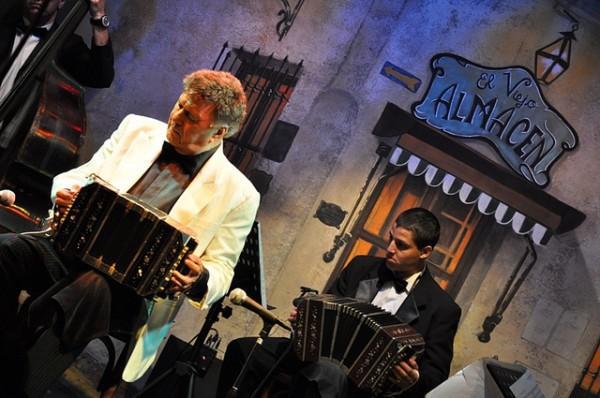El Viejo Almacén, para disfrutar del tango
