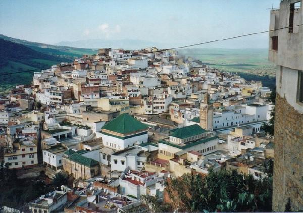 Santuario del fundador de la dinastía idrísida