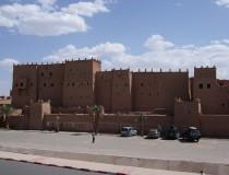 "Ouarzazate o ""La puerta del desierto"""