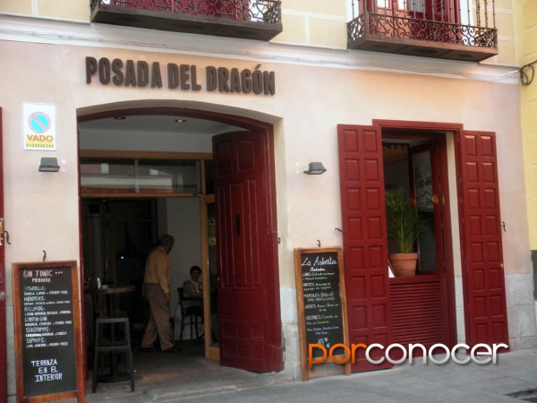 Posada del Dragón, un lugar con encanto en pleno centro de Madrid