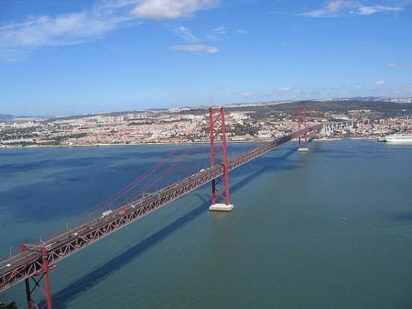 Lisboa alrededor de su puerto