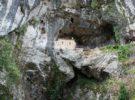 Covadonga, lugar de culto religioso