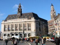 Charleroi, la ciudad del Rey Carlos