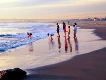 Coronado Beach, en San Diego