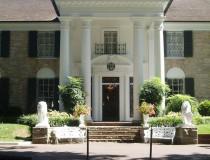 Graceland, la casa donde vivió Elvis Presley