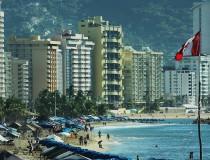 Hotel Calinda Beach en Acapulco