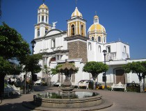 Comala en Colima