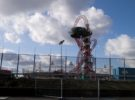 Escultura mirador en los Juegos Olímpicos