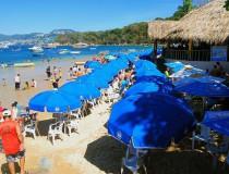 Isla La Roqueta en Acapulco