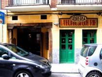 Sidra y comida asturiana en La Burbuja que ríe