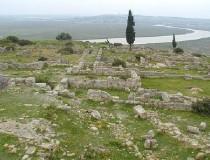 Lixus, ruinas de asentamientos fenicios y romanos del siglo VII a.C