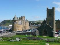 Sitios de interés en Aberystwyth