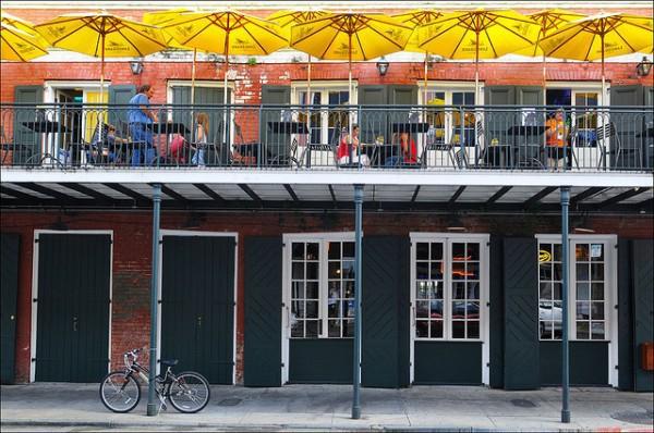 El Barrio Francés de Nueva Orleans