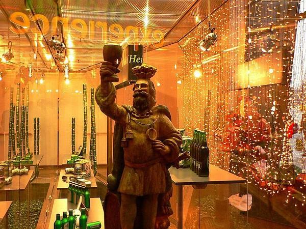 Heineken Experience, una visita muy cervecera en Amsterdam