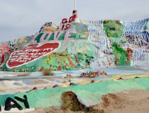 Salvation Mountain, la historia de Leonard Knight