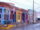 El pueblo fantasma de Silver City