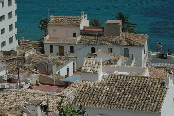 Altea pueblo costero con encanto y refugio de artistas - Refugios con encanto ...