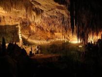 Musica clásica en las Cuevas del Drach