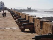 Essaouira, ciudad costera fortificada