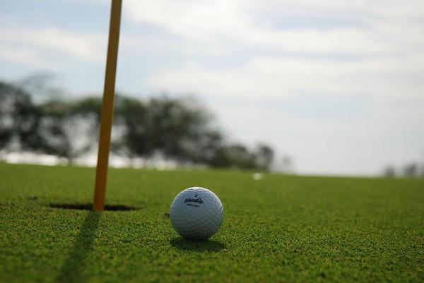 Campo de Golf en Huatulco