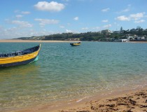 Pescado fresco y ostras en la tranquila Oualidia
