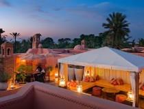 Riad Royal Mansour, un paraíso en la tierra