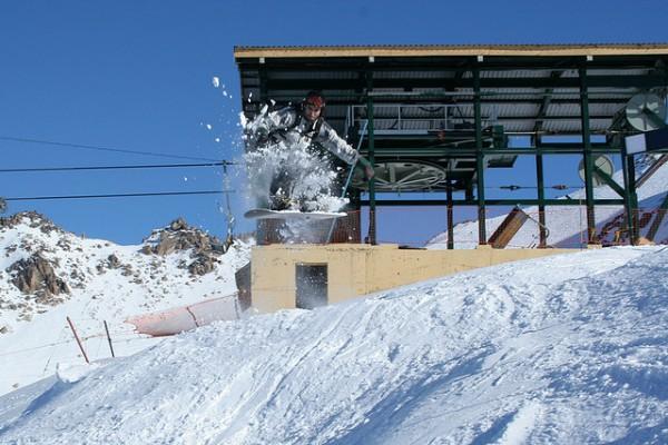 Deportes invernales en Bariloche