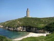 Torre de Hércules, el más antiguo faro romano que sigue en funcionamiento