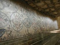 Aquilea, municipio donde encontraremos mosaicos muy bien conservados