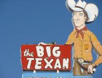 Big Texan Steak Ranch, ¿te atreves con el filete más famoso del mundo?