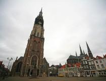 La Iglesia Nueva de Delft