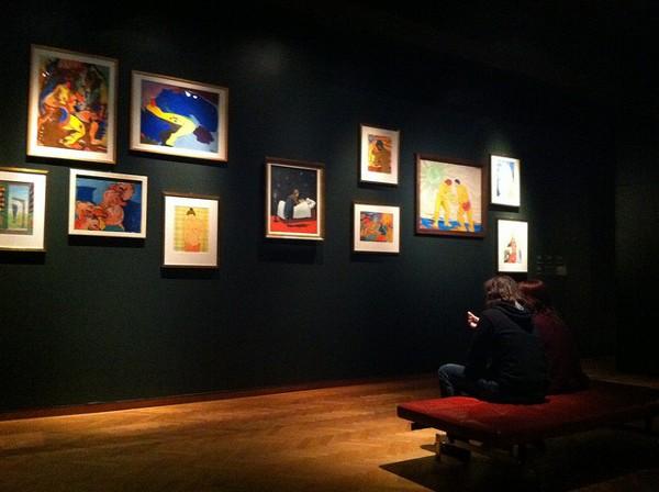 Museo Magritte, una de las pinacotecas más importantes de Bruselas