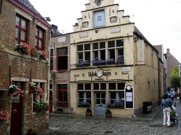 Callejeando por el Patershol, uno de los barrios más antiguos de Gante