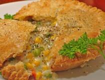 Pot pie, típica y deliciosa empanada estadounidense