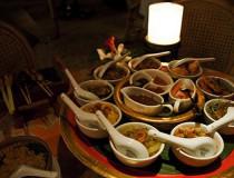 Rijsttafeel, un plato para los amantes del arroz