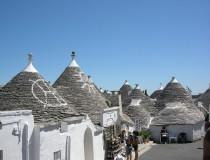 """Alberobello y sus """"trullos"""" Patrimonio de la Humanidad"""