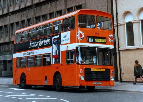 Imagen de la ciudad de Cardiff