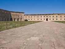 Castillo de San Fernando en Figueras, una de las fortalezas más grandes del mundo