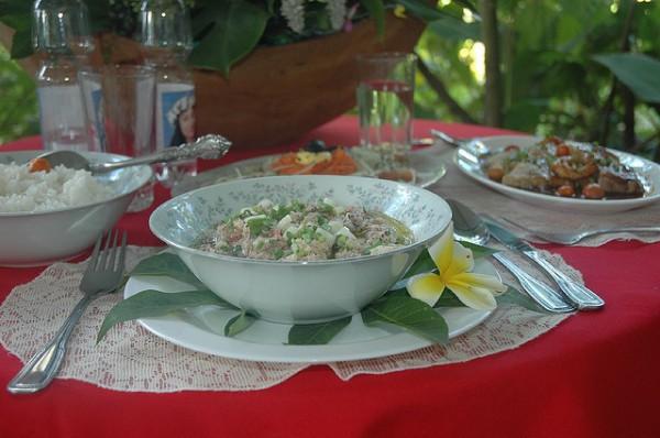 Ceviche, un exquisito plato