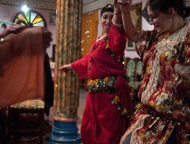 Danzas y bailes tradicionales de Marruecos