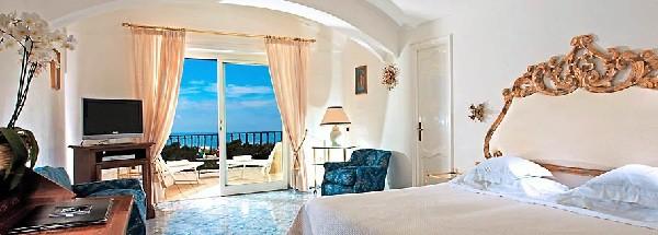 Hotel Scalinatella en la isla de Capri