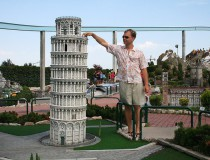 """""""Italia en miniatura"""", recorre todos los monumentos del país en un día"""