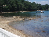 La isla de los balnearios: La Toja