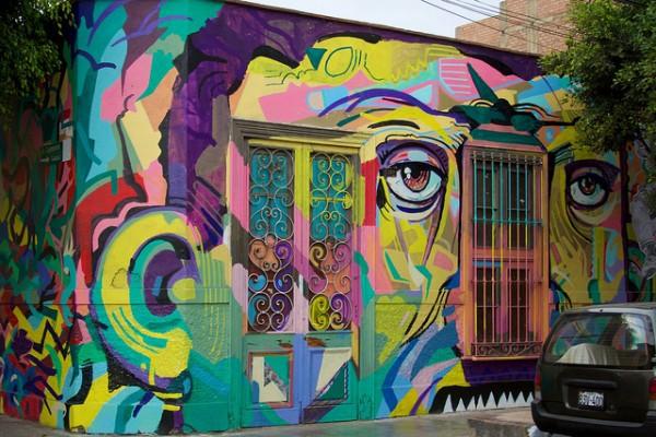 Dsitrito de Barranco en Lima