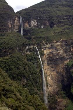 Cataratas Gocta, Tres Hermanas y Yumbilla