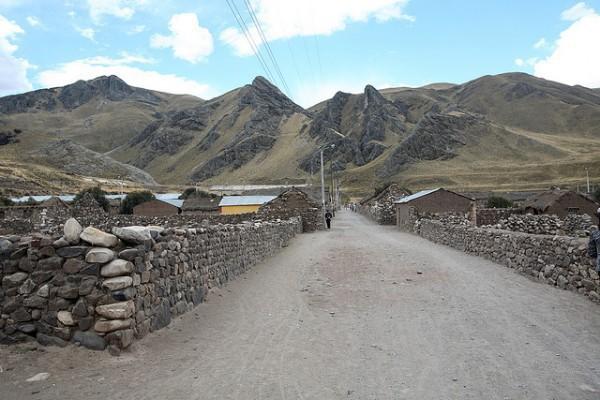 Pueblo de Sibayo