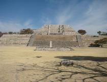 Pirámides de Xochicalco