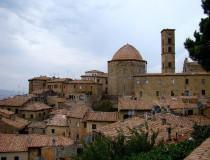 Volterra no sólo es la ciudad de los Vulturis