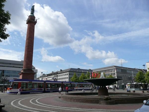Darmstadt, ciudad tecnológica y cultural
