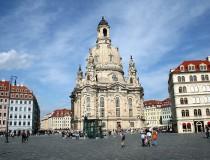 Frauenkirche, la Iglesia de Nuestra Señora en Dresde